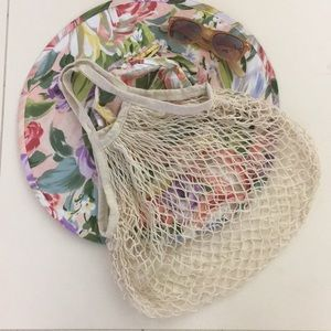 Handbags - French Net Market / Beach Bag